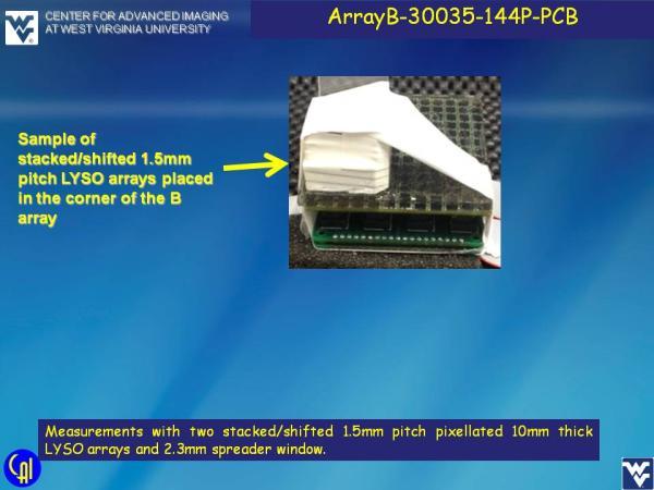 ArrayB-30035-144P-PCB Studies Slide 10