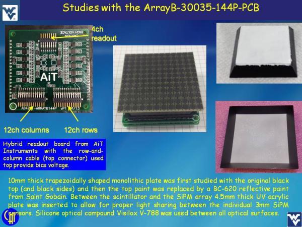 ArrayB-30035-144P-PCB Studies Slide 2