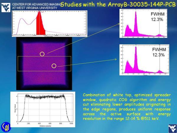 ArrayB-30035-144P-PCB Studies Slide 3