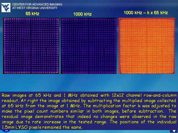 ArrayM-30035-144P-PCB Rate Studies Slide 3