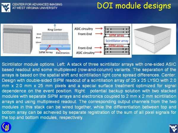 ArraySB-8 4ch Readout Studies Slide 5