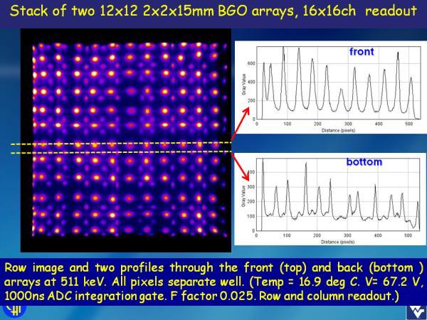 S12642X16 BGO Studies Slide 10