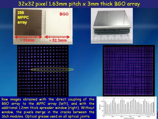 S12642X16 BGO Studies Slide 6